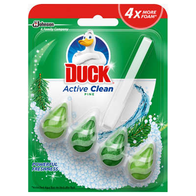 Toilet Duck Active Clean Rimblock Pine 38.6g