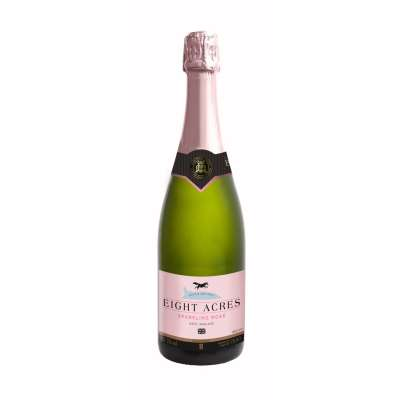 Co-op Irresistible Eight Acres Sparkling Rose 75cl