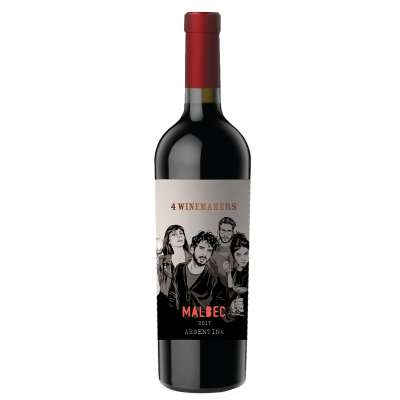 4 Winemakers Malbec