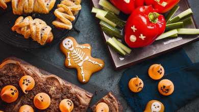 Inspiration for the spooky season recipes