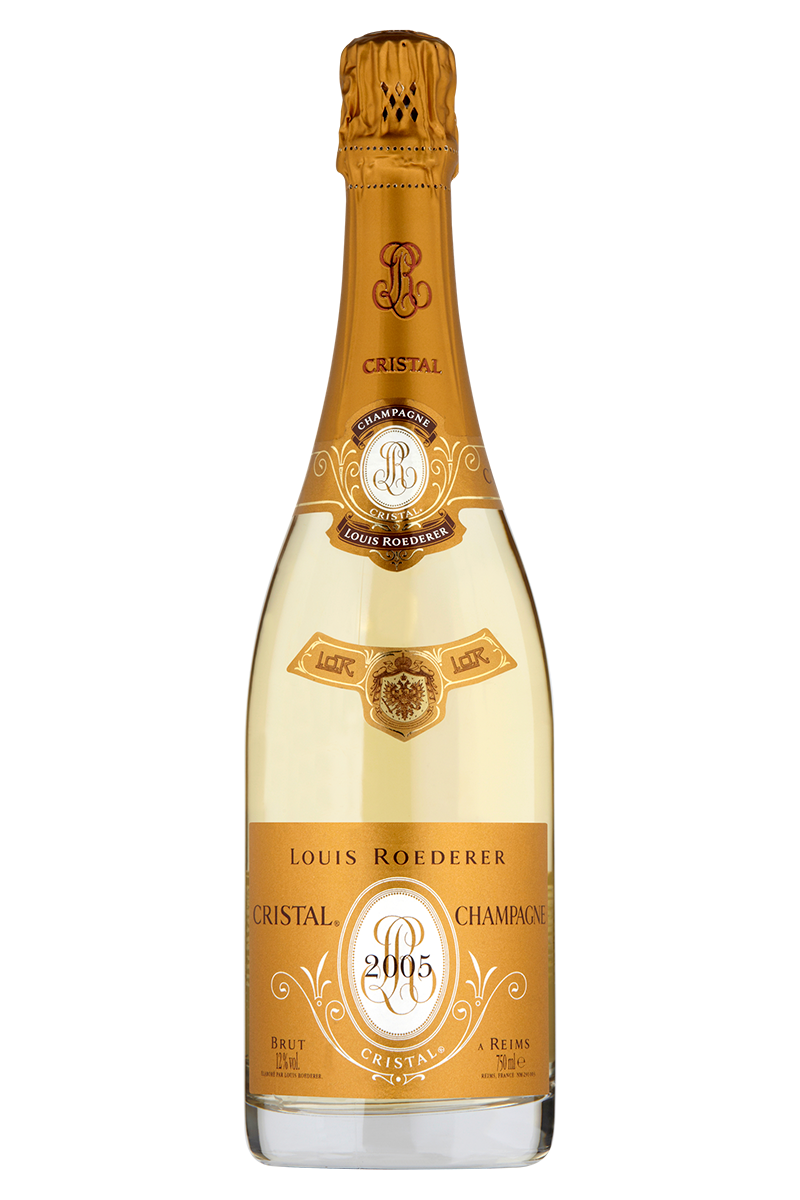Champagner Cristal