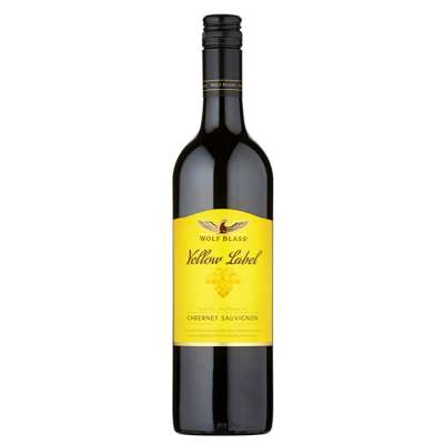 Wolf Blass Yellow Label Cabernet Sauvignon
