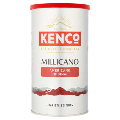 Kenco Millicano Wholebean Instant Coffee 170g