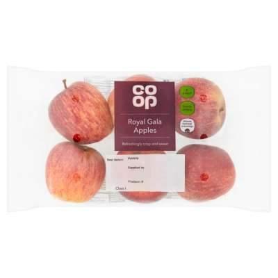 Co-op Royal Gala Apples