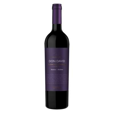 Don David Blend of Terroirs Malbec Malbec