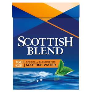 Scottish Blend 160 Pyramid Teabags 464g