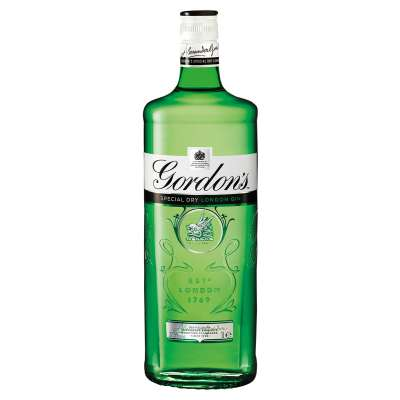 Gordon's Dry London Gin 1 Ltr