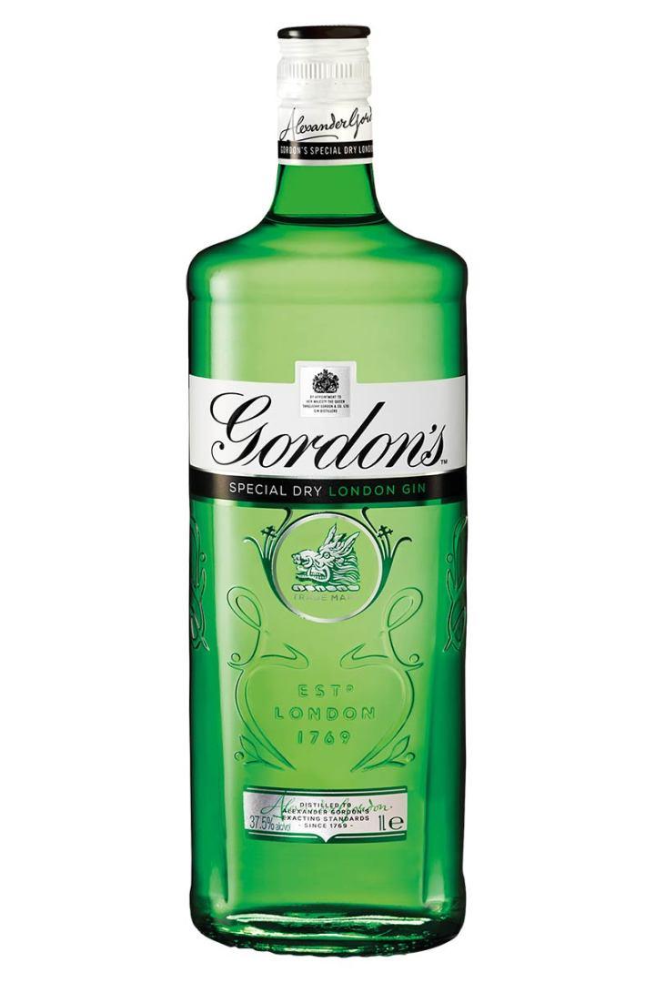 Frisk Gordon's London Dry Gin 1 ltr - Co-op NG-54