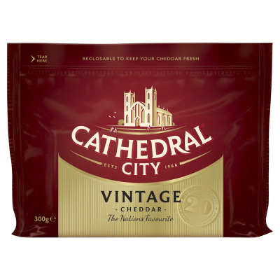Cathedral City Vintage 350g