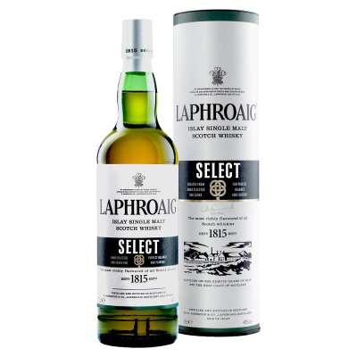 Laphroaig Select Islay Single Malt Scotch Whisky 70cl