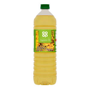 Co-op Pure Vegetable Oil 1ltr