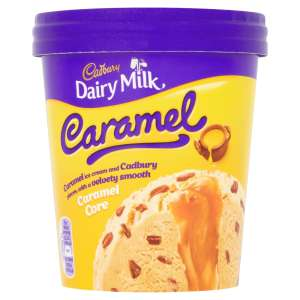 Cadbury Caramel Tub 480ml