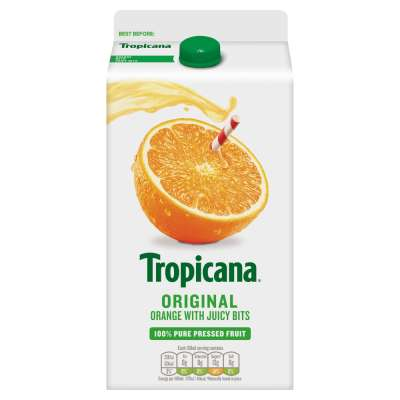 Tropicana Orange Original 1.4L