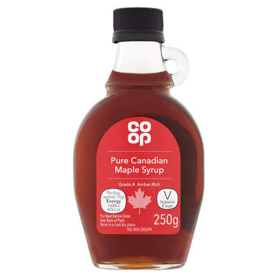 Co-op Pure Canadian Maple Syrup 250g