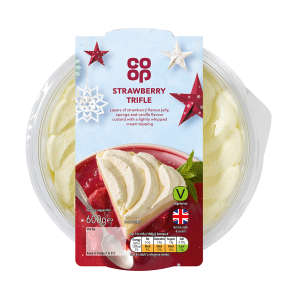 Co-op Strawberry Trifle 600g