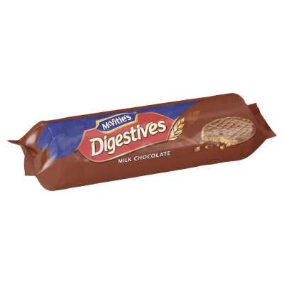 McVitie's Milk Chocolate Digestives 433g