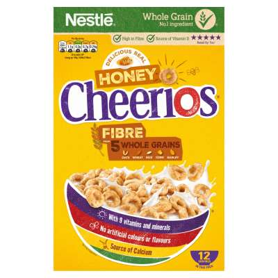 Nestlé Honey Cheerios 375g