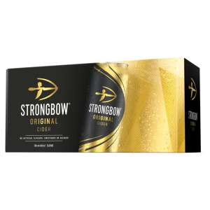 Strongbow Original Cider Cans 10x440ml