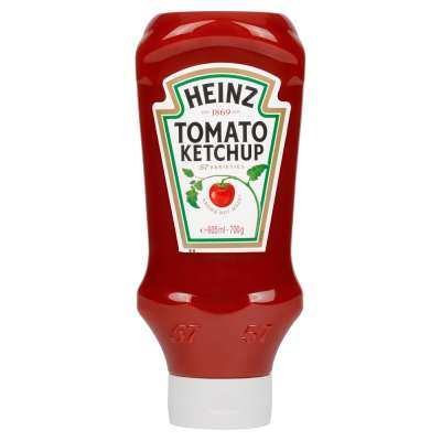 Heinz Tomato Ketchup Top Down 700g