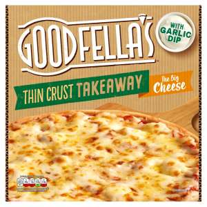 Goodfellas Thincrust Margherita Pizza 458g