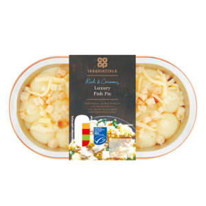 Co-op Irresistible Fish Pie 425g