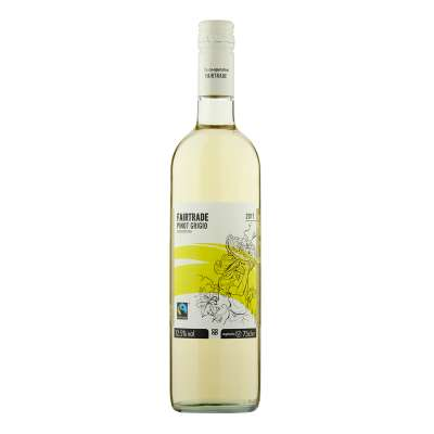 Co-op Fairtrade Pinot Grigio