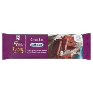 Co-op Free From Choc Bar 35g - Milk Free