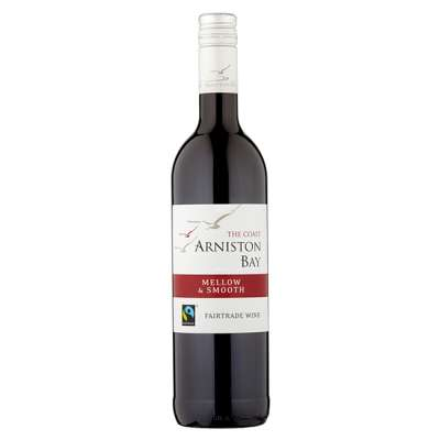 Arniston Bay Shiraz Merlot Fairtrade