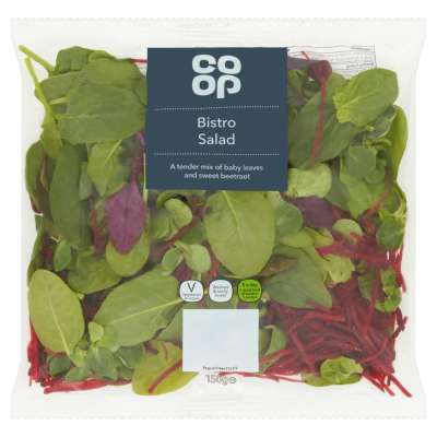 Co-op Bistro Salad Bag 150g