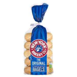 NY Bakery Co. The Original Bagels - Co-op