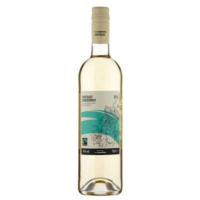 Co-op Fairtrade Chardonnay 75cl