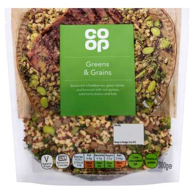 Co-op Greens and Grains 300g