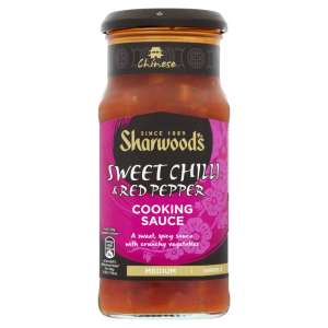 Sharwoods Sweet Chilli & Red Pepper Sauce 425g