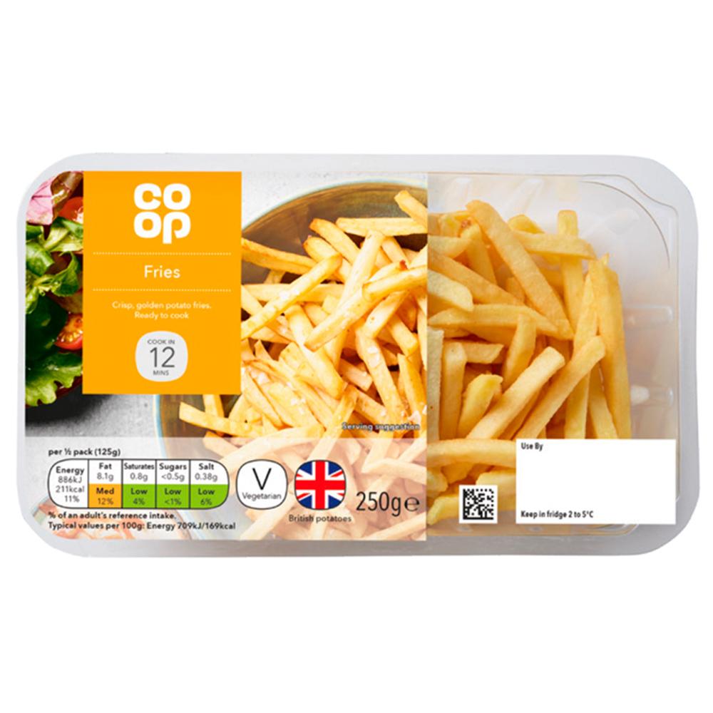 Co Op: Co-op Fries 250g