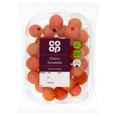 Co-op Cherry Tomatoes 330g