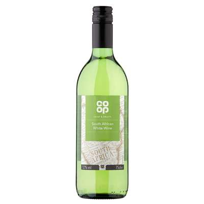 Co-op South African White