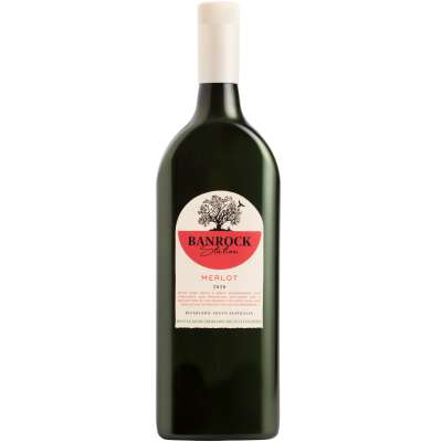 Banrock Station Sustainable Bottle Merlot