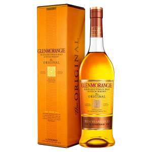 The Original Glenmorangie 10 Year Old Highland Malt Whisky 70cl