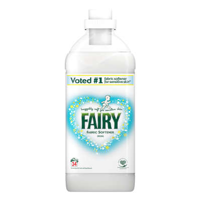 Fairy Fabric Softener Original 34 Washes 1.19ltr