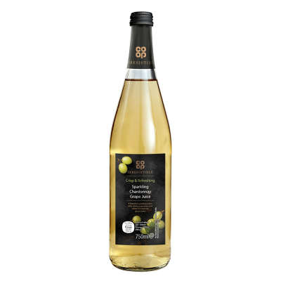 Co-op Irresistible Non Alcoholic Sparkling Chardonnay 750ml