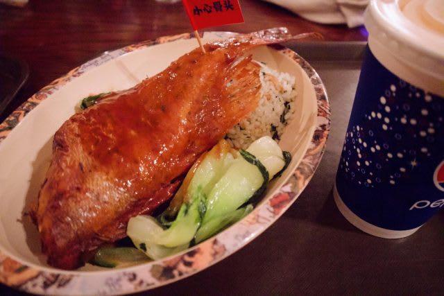 Shanghai Disneyland Food