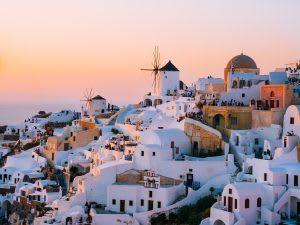 greece view 希腊景色