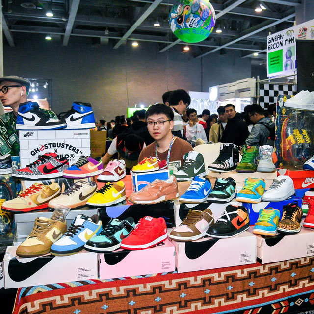 Sneakercon Singapore 14