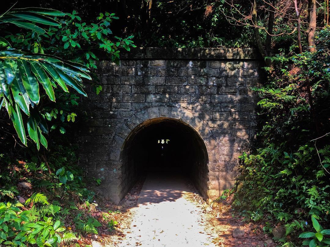 金礦隧道 『神影少女隧道』1