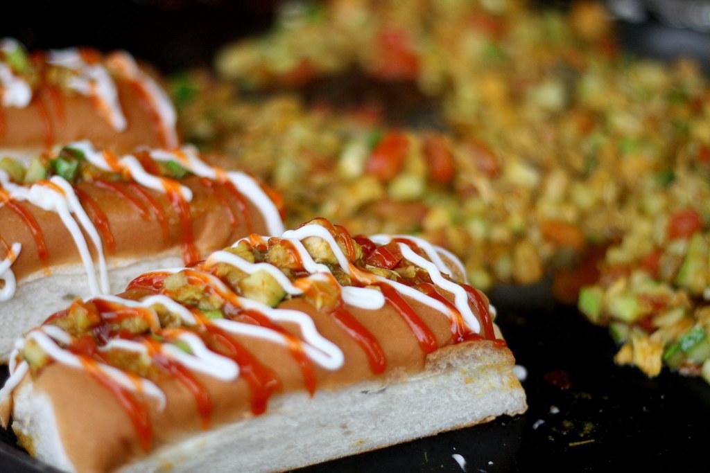 Ramadhan Bazaar Roti John Recipe