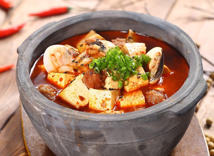 how to make soft tofu stew