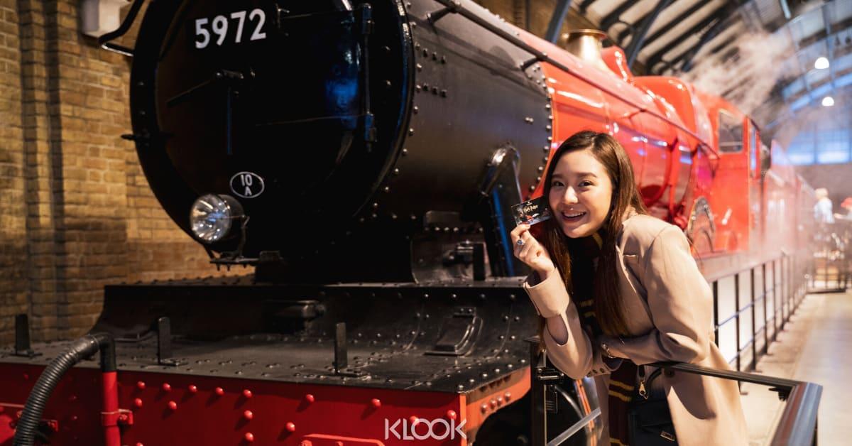 รถไฟด่วนฮอกวอตส์-Hogwarts-Express