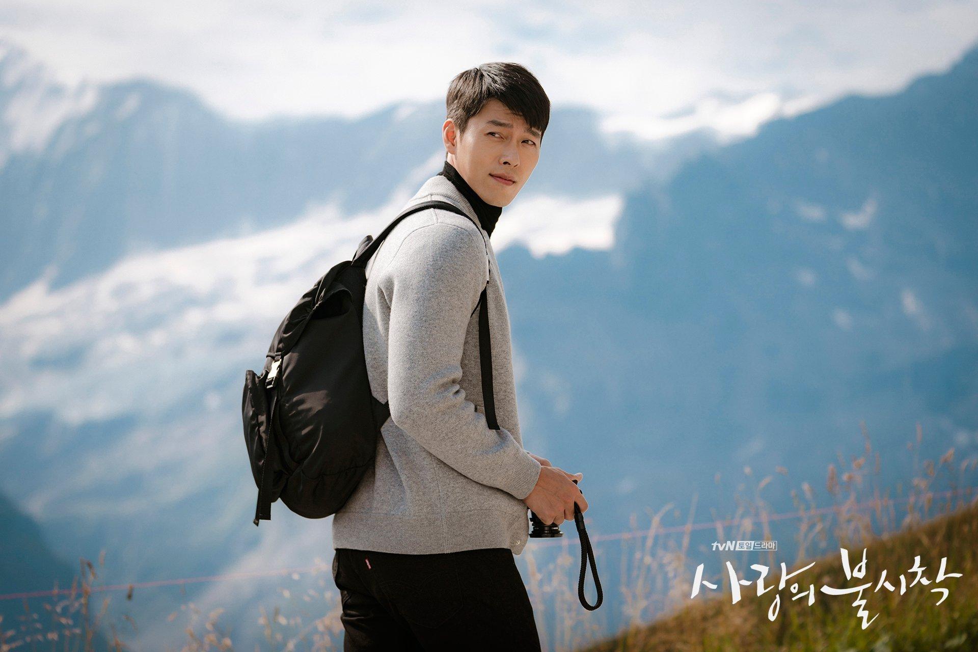 Crash Landing On You Ri Jeong Hyeok Camera