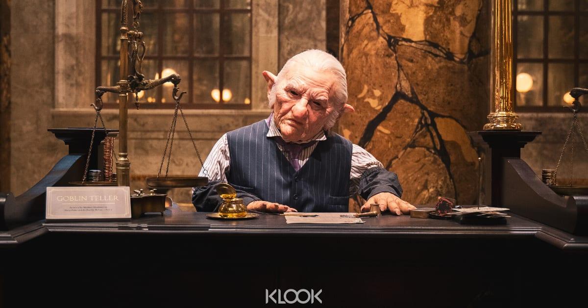 บัตรเข้า-Gringotts-Wizarding-Bank-ลอนดอน-ที่วอร์เนอร์-บราเธอร์ส-สตูดิโอ-Warner-Bros.-Studio