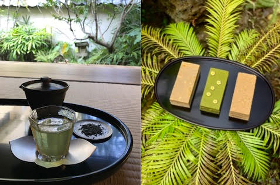 台南景點衛屋茶室-餐點